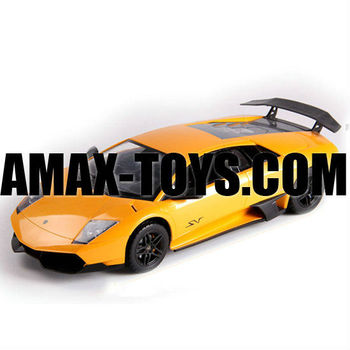 LRDC-25018A rc diecast car 1:24 4CH Emulational Licensed Remote Control Diecast Car Model with Bright Lights
