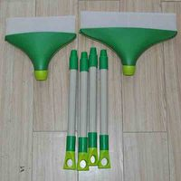hygienic innovative easy and simple to handle flexible squeegee