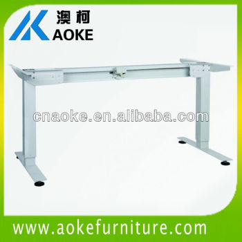 Single motor cheap price adjustable table height