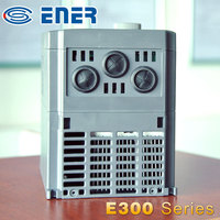 ENER E301 series 2.2kw VFD 3 phases , small power AC Driver 50HZ to 60HZ electric power saver 380v to 220v