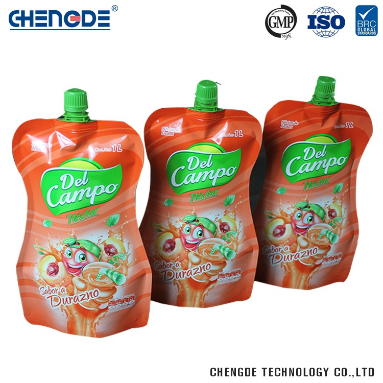 High Grade Flexible Composite Beverage Packaging