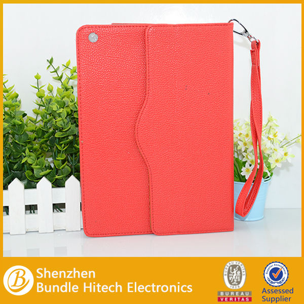 for ipad air cover,for ipad air original cover case,for ipad5 leather stand case