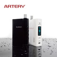 best all in one vaping device artery vapor new product summa TC kit