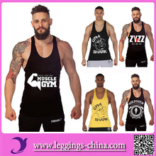 Custom Stringer Fitness Sport Men GYM Tank Top