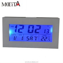 household weather station wireless/desk weather clock