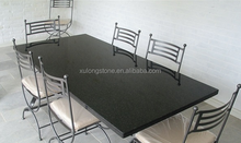 Factory price Black granite table top