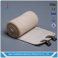 YD80554 Medical Latex Free High Elastic Bandage (Canada Style) With CE,FDA,ISO