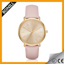 Vogue Women Unisex genuine leather watch Colorful Luxury Women Watch