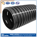 SN4 hdpe corrugated cable protection pipe