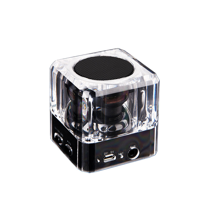LED bluetooth speaker mini lcd tv speakers