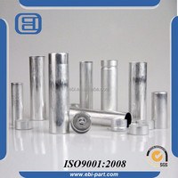 Aluminum Dental Empty Cartridges Used for Flexible Denture Material