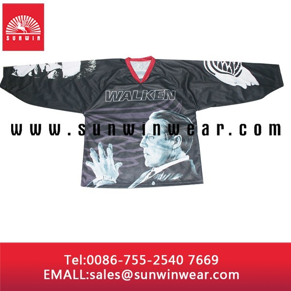 ball hockey jerseys/ Wears/ Uniforms
