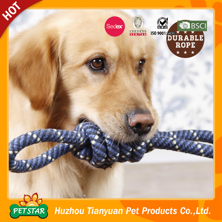 2017 New Arrivals Rope Wholesale Dog Toys