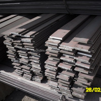 Spring Steel Material 5160 Steel SUP9A Hot Rolled Flat Bar