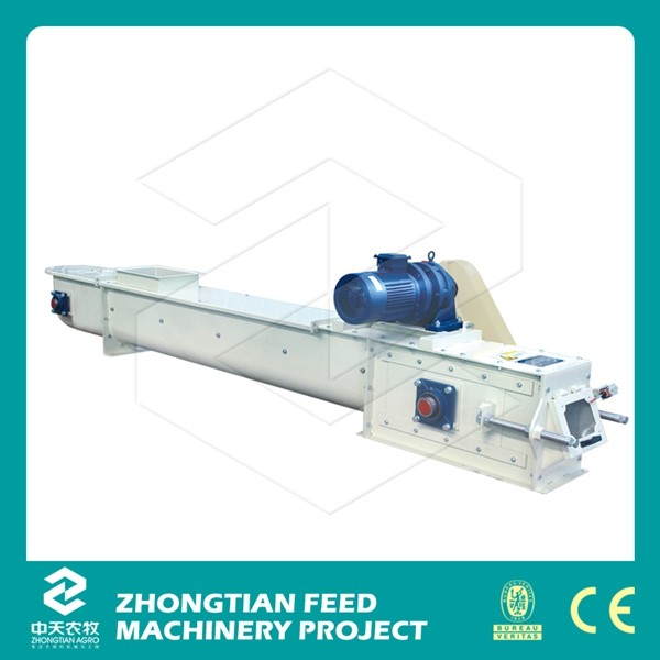 2016 ZTMT widely used grain flour mill chain conveyor