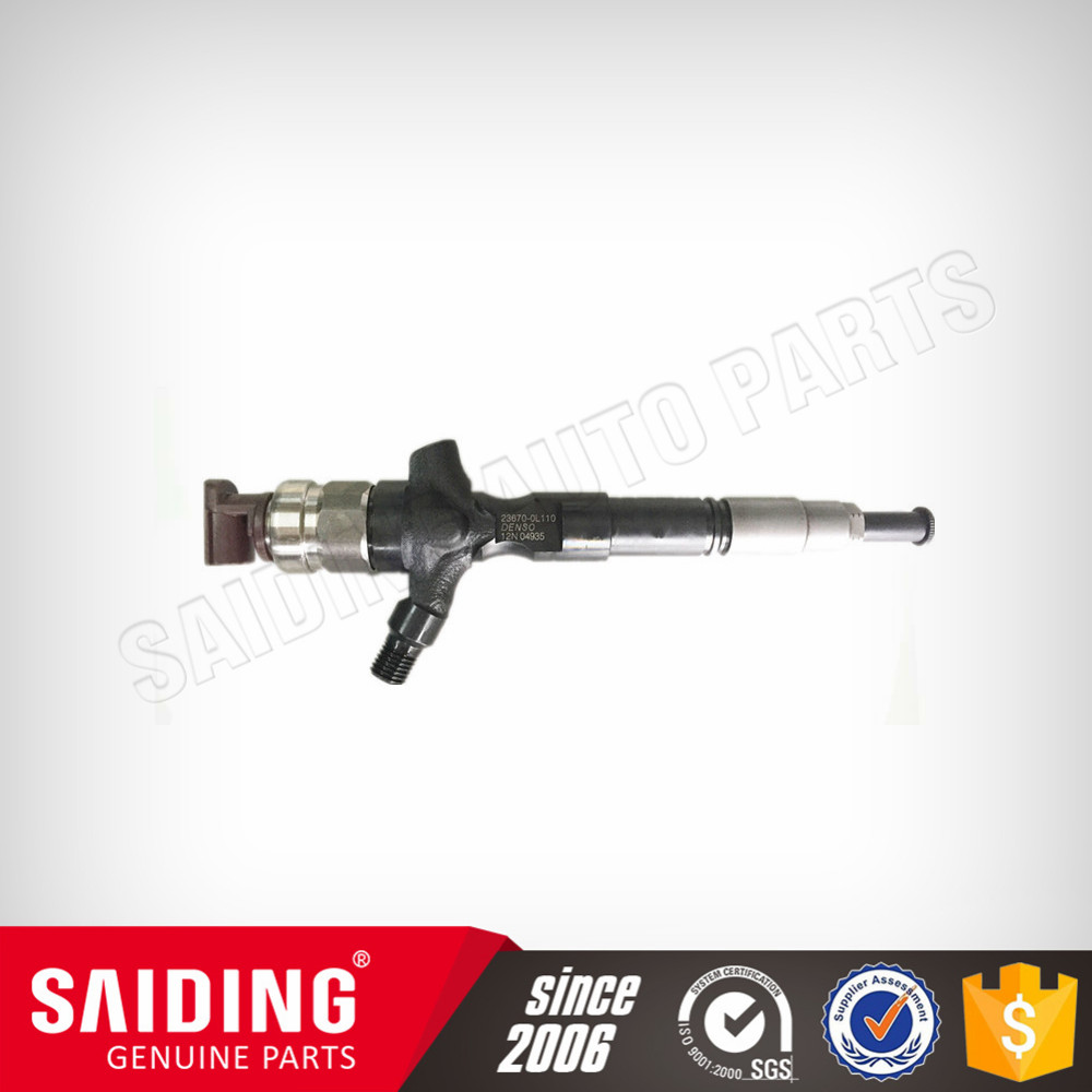 Diesel Fuel Injector for toyota hilux diesel pickup 4x4 23670-0L110