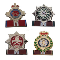 Custom Rank Badges British Military Badges Sheriff Badge