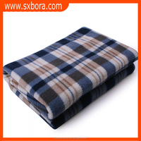alibaba china large style printed flannel fleece blanket.single layer thick blanket