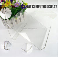 2015 New Design plexiglass holder ,acrylic tablet pc stand