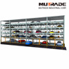 Multilevel automated smart car stacker parking system