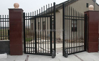 Steel main gate design villa main door