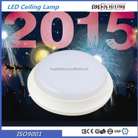18W IP54 led ceiling light motion sensor