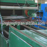 High Quality Glass fiber Basalt fiber reinforced plastic anchor FRP rebar making machine