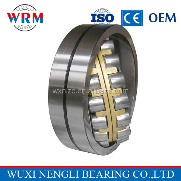 High performance low vibration spherical roller bearing 22215 CCK/W33 with good price for percussion drilling