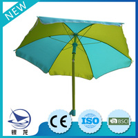 China Supplier Women Rain carved wood handle umbrella
