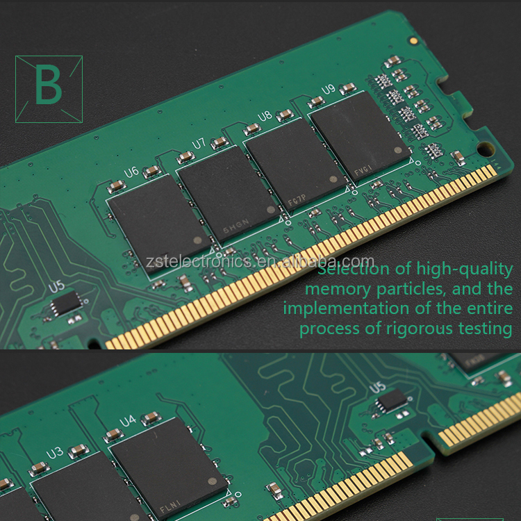 Factory price ram memory ddr3 pc3-12800 ddr3 non-ecc used 4gb for desktop