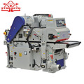 Automatic high speed double planer for woodworking machine