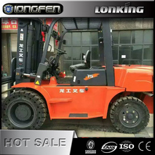 LG70DT 7 ton heli/hangcha/Lonking forklift for sale for warehouse use
