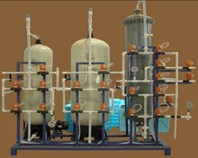 Demineralized water equipment,DM water plant , Deionized water plant