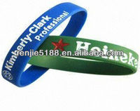 Sports Silicone Bracelets/Safe Bracelets, Easy to Wear, Perfect for Promotions, Suitable for Gifts