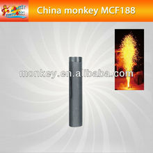 18seconds 8 meters colorful smokeless no smell cold satge fountain for sale for stage use fireworks(MCF188)