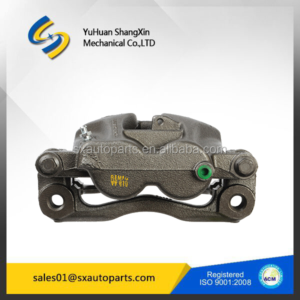 Wholesale cast iron caliper brake for car with carrier oem 0034207383