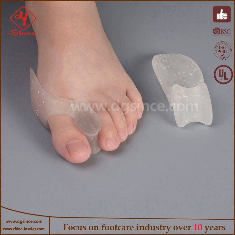 Factory direct sales silicone foot thongs