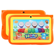 Factory price tablet 7.0 inch Android 4.4 Allwinner A33 Quad Core for kid Kids Education Tablet PC
