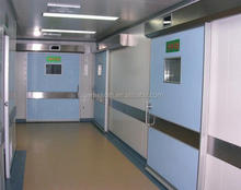 Automatic airtight sliding hospital door manufacturer