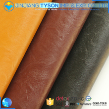 Choice materials embossed synthetic water borne artificial pu leather roll