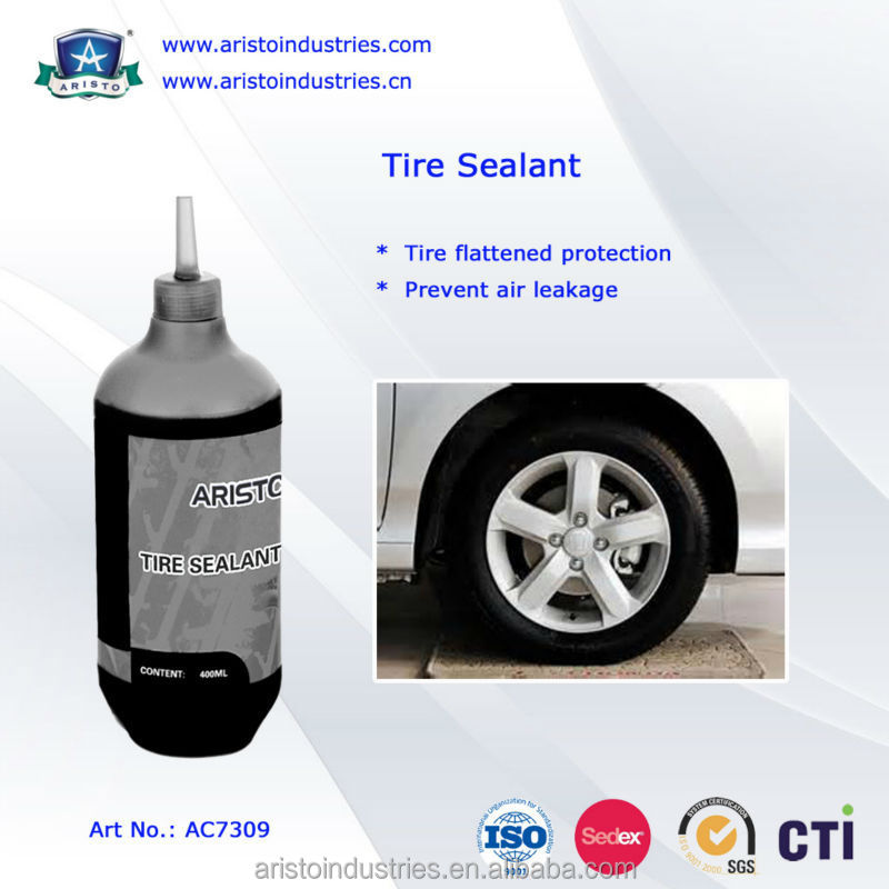 Aristo Tyre Sealant / Puncture Repair Liquid Tyre Sealant