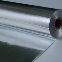 Aluminum Fabric Thermal Reflective Foil Insulation
