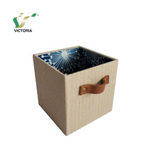 Direct factory high quality cube box for home storage