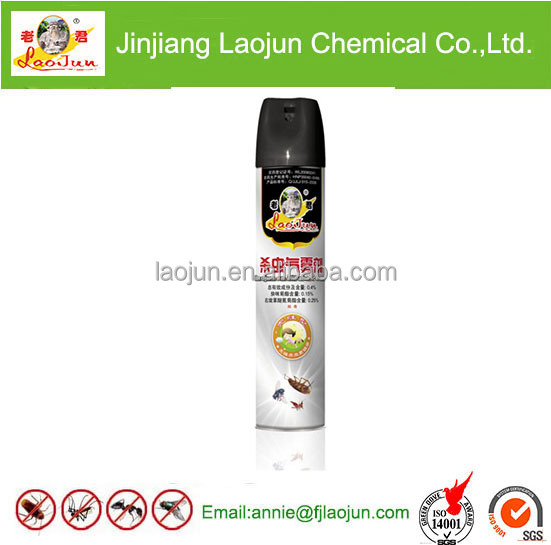 Good quality mosquito killer natural indoor mosquito spray