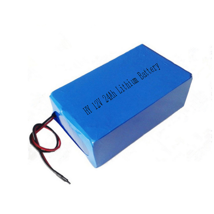 12V 24Ah Lithium Li-Ion E-Bike Rechargeable Battery Pack,Electric Bike Li Ion Bateria