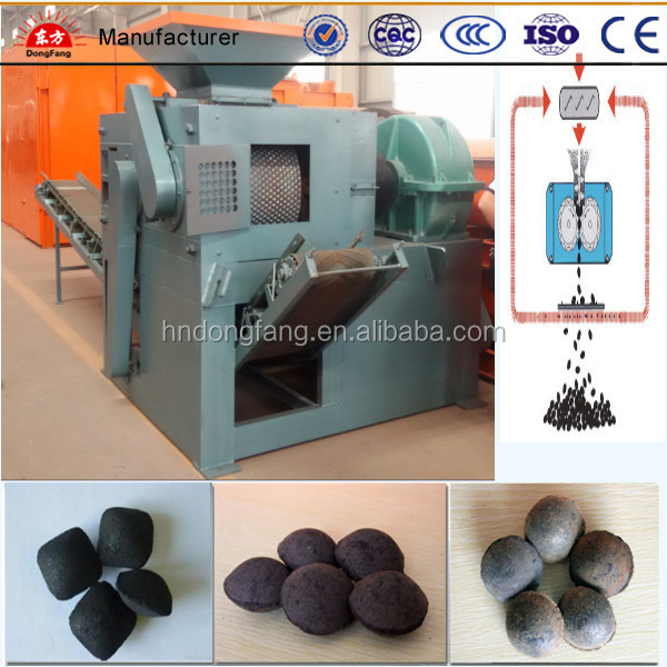 hydraulic press machine/briquette making machine