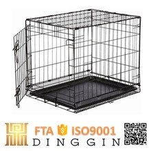 Animal show wire mesh dog kennel