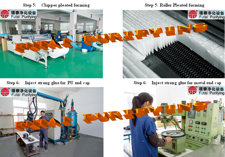 Factory Dust Collector System