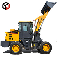 After Sale Service 2ton100hp Power Chinese Mini Wheel Loader
