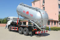China factory supply 50m3 fuwa 3 axle fuel tank semi trailer for sale